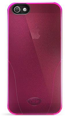 Solo iSkin - Best iPhone 5 Case.  In the pink.  $29.99