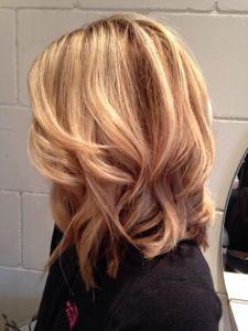 courtney kerr bob hair style | Pinspiration: Hair like Courtney Kerr – LONG BOB Hair! | Mom ...