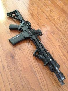 Tac'd out Assault rifle