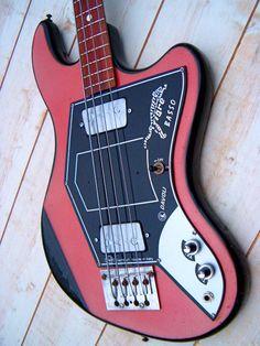 Wandre Tigre 1964-1968 - Fetishguitars.com - http://www.fetishguitars.com/wandre/wandre-tigre-1964-1968/