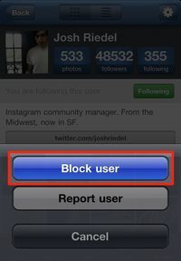 Instagram. Is it Okay for Kids? What Parents Need to Know! - great article with lots of information. - http://internet-safety.yoursphere.com/2012/02/instagram-is-it-okay-for-kids-what-parents-need-to-know/