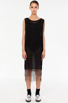 Zambesi apron dress