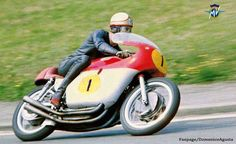 Mike Hailwood on a #mvagusta 4C in 1965. #mvagustamotor #mvagustaaustralia #motorcycle #art #madeinitaly #mvagustanewzealand #passion #preciselycrafted #racing #mikethebike #heritage