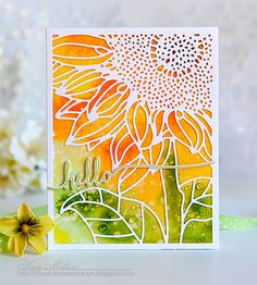 Cheap Cutting Dies, Buy Directly from China Suppliers:Sunflower Plate Metal Cutting Dies Stencil for DIY Scrapbooking Photo Paper Cards Making Decorative Crafts Supplies New 2018 Die Scrapbooking Photo, Diy Scrapbook, Card Making Inspiration, Making Ideas, Sunflower Cards, Embossed Paper, Ppr, Die Cut Cards, Fancy