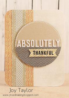 Less is More: Simon Says Gratitude Blog hop & Charity Donation!