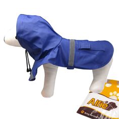 Alfie Pet by Petoga Couture - Pluvia Rainy Days Waterproof Raincoat (for Dogs and Cats) >>> Remarkable product available now. : Dog coats