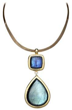 Labradorite stones - Tay Jewellery