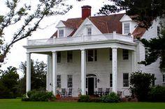The Notebook location: Martins Point Plantation, Martins Point Road, Wadmalaw Island, South Carolina