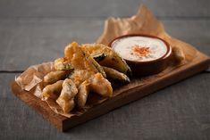 Cornichons frits | Recettes | Signé M