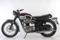 1968 T120 Bonneville the Bike Shed - Classic Triumph Motorcycle Restoration