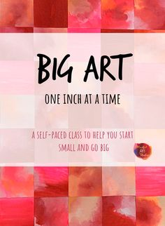 This class is so fun! It taught me to make art fun again by taking it step by playful step. Just 2 inches at a time. Studio Art, Make Art, Beautiful Patterns, Pattern Art, Art Studios, Art Journaling, Journals, Workshop, Creativity