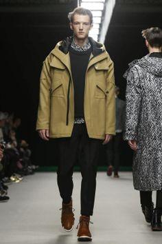 Image - Kris Van Assche @ Paris Menswear A/W 2014 - SHOWstudio - The Home of Fashion Film