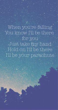 Parachute-Isac Elliot