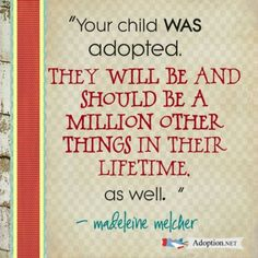 Great advice from Madeleine Melcher. Read Borrowing Trouble Parenting a Child of Adoption Open Adoption, Foster Care Adoption, Foster To Adopt, China Adoption, Adoption Shower, Co Parenting, Foster Parenting, Foster Baby, Foster Kids