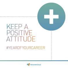 """Got the """"Monday Morning Blues""""? Follow these tips to keep up that positive attitude at work. #YearOfYourCareer"""