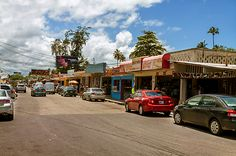 Luquillo Beach Puerto Rico food kiosks....awesome local food
