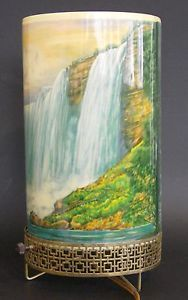 L.A. Goodman - Niagara Falls Motion Lamp. 1958
