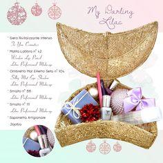 [Centro estetico Je m'Aime] IDEE REGALO Natale 2014. My Darling Lilac. //search--> #beauty #christmas #gift #parma// *Facebook: www.facebook.com/JemAimeParma