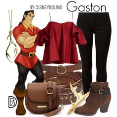 Disney Bound / Gaston