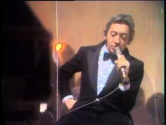 Serge Gainsbourg INEDIT - Titicaca en Live