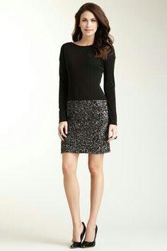 Sparkly skirt! ♥