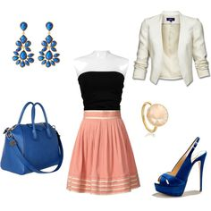 Summer, created by vearons on Polyvore