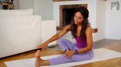 Yoga gegen Verspannungen: Vorbeugen für Anfänger - Vollprogramm
