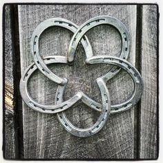 Horse Shoe Star by Atlanticcarpentry on Etsy, $35.00