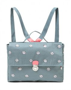 Satchel with kittens - PREPPY FALL - KIDS