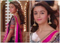 Fashion breakdown: A glimpse of Alia Bhatt's looks in Badrinath Ki Dulhania! | PINKVILLA