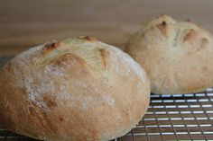 Becoming Betty: Artisan Bread