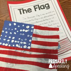 flag day acrostic