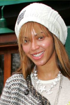 2012′s Most Beautiful Women - without a spot of make-up. | Beyoncé Knowles
