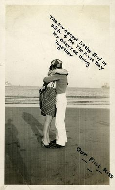 fuckyeahvintage-retro: 1940s Couple (via)