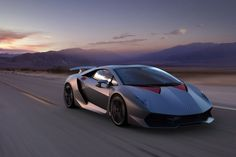 most expensive cars in the world  million lamborghini sesto elemento