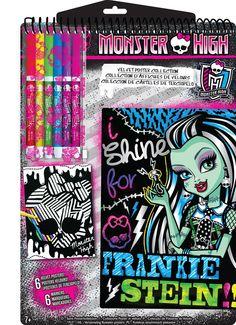 Poster Monster High Velvet