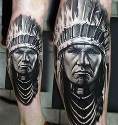 Native American Indian..