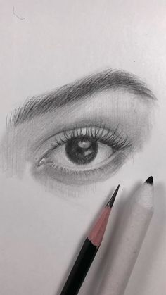 Art Discover Realistic pencil portrait mastery Discover the secrets of drawing realistic p. Beautiful Pencil Drawings, Art Drawings Sketches Simple, Pencil Art Drawings, Realistic Drawings, Drawing Art, Drawing Eyes, Horse Drawings, Drawings Of Eyes, Drawing With Pencil