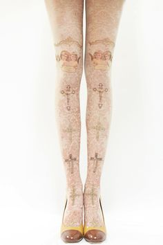 Grimoire Verum Classical Sheer Tights