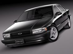 1996 Impala SS | Chevrolet