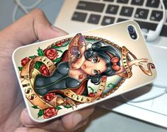 Snow White cartoon iphone 55s5c iphone 4s4s and by love4case, $14.34