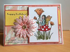 Tania Johnson : Stamp Haven: Fairy Celebration Meets Daisy Delight, Stampin' Up!, 2017 - 2018 Annual Catalogue