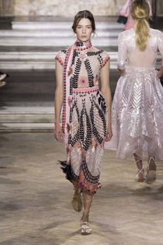 The prettiest dresses of London Fashion Week