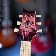 2020 PRS Private Stock McCarty Midnight Orchid Glow | Ish | Reverb Guitar Inlay, Guitars, Orchids, Glow, Music Instruments, Display, Floor Space, Billboard, Musical Instruments