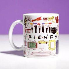 Caneca Friends - R$ 29,90