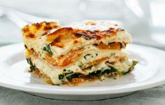 Squash and Broccoli Rabe Lasagna - Bon Appétit.