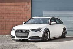 Audi A4 B8 Avant Allroad - Low