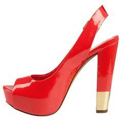 Jessica Simpson Cecity Peep Toe #VonMaur