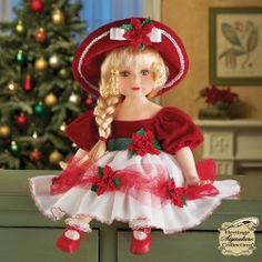 Isabella Porcelain Doll