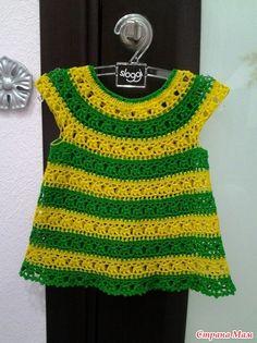 . Платье для малышки Весеннее настроение